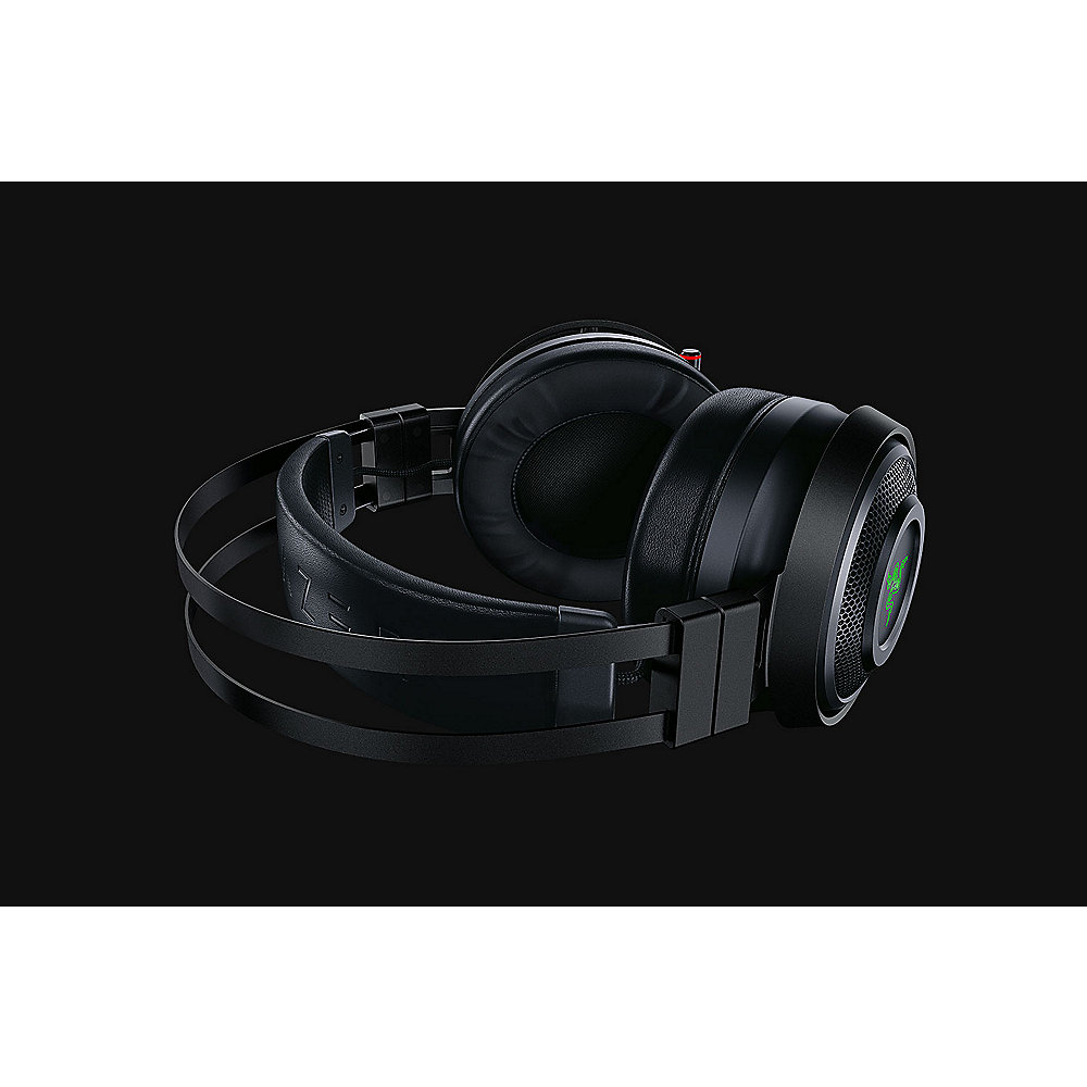 RAZER Nari Ultimate wireless HyperSense Gaming Headset schwarz