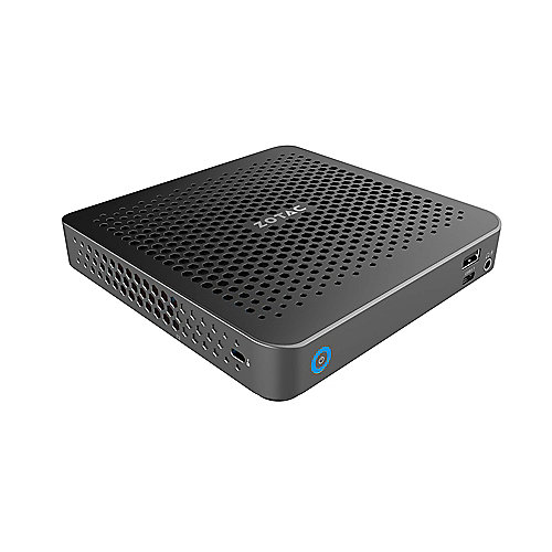 ZOTAC ZBOX edge MI623 i3-10110U 0GB/0GB DP/HDMI/WLAN/BT nOS