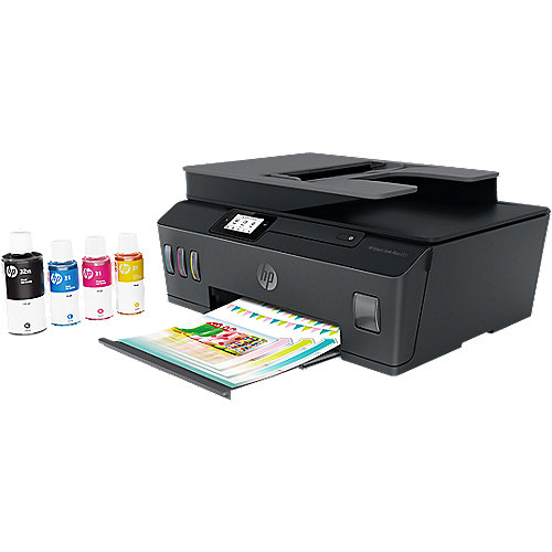 HP Smart Tank Plus 570 Multifunktionsdrucker Scanner Kopierer WLAN