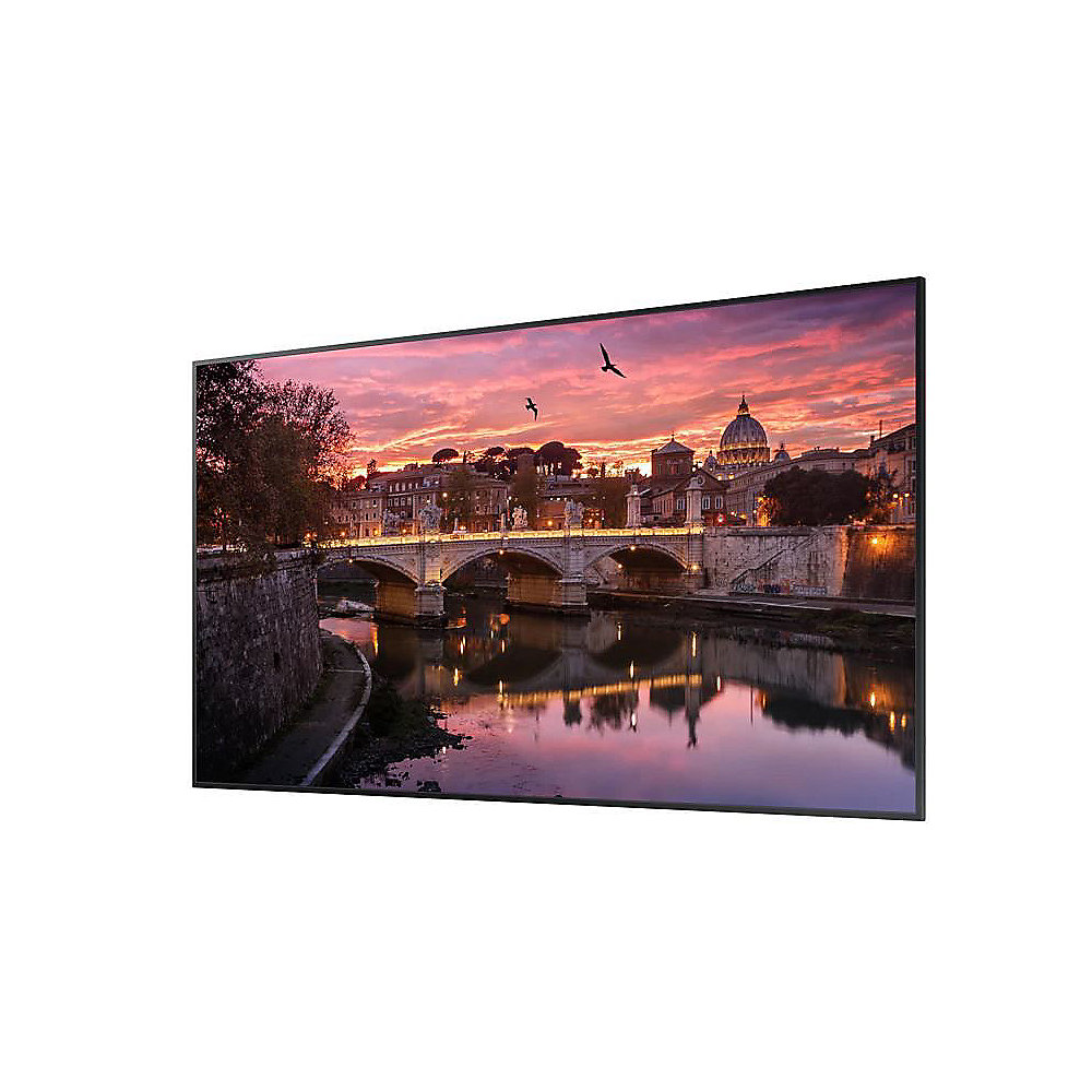 "Samsung Smart Signage Display QB43R 80,01cm (31,5"") 4K UHD 2x HDMI/DVI-D"