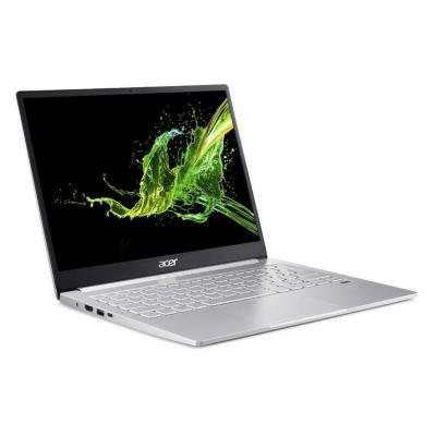 """Acer Swift 3 13,5"""" QHD silber i7-1065G7 16GB/512GB SSD Win10 SF313-52-740Y"""