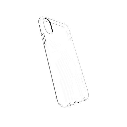 xqisit Flex Case für Samsung Galaxy A71 clear