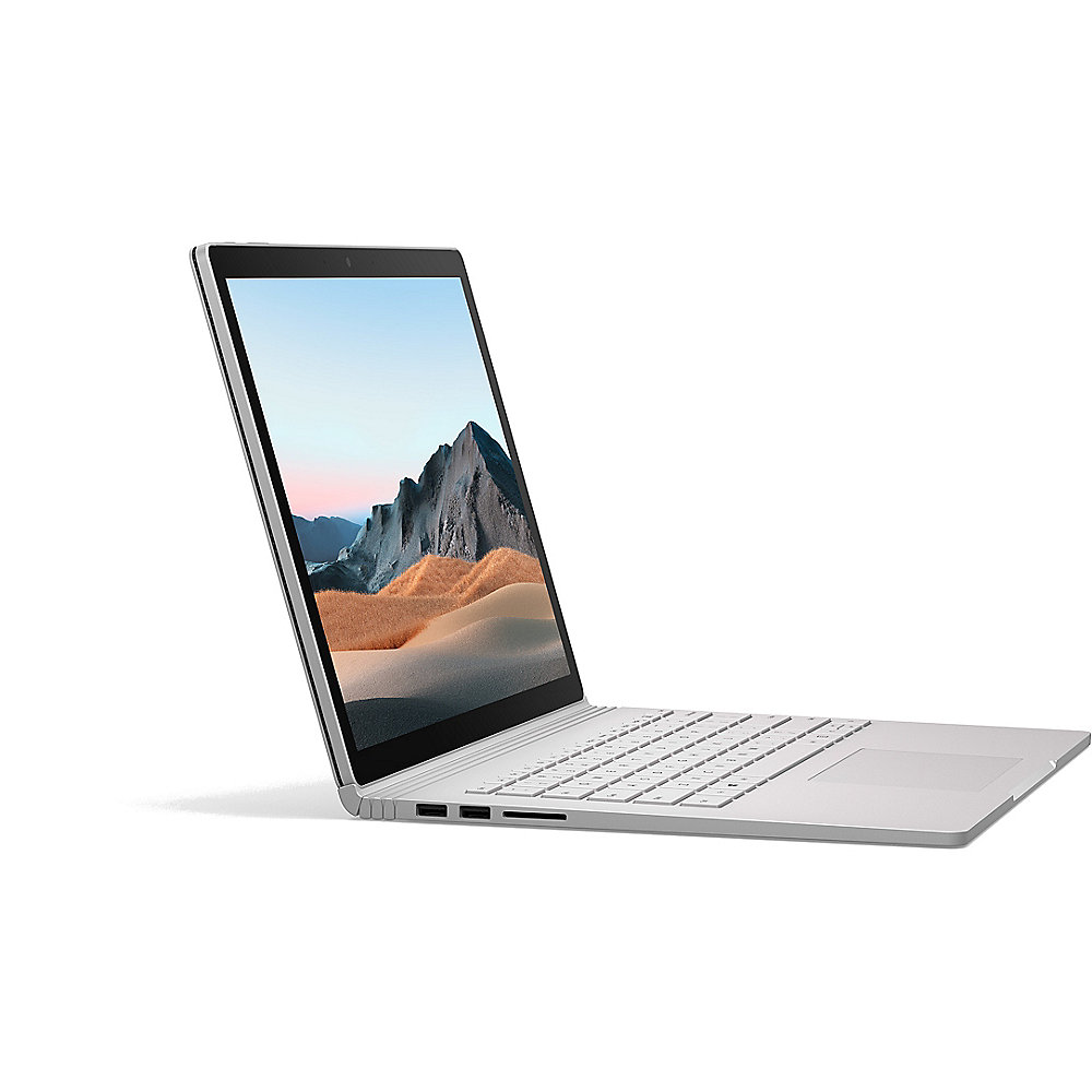 "Surface Book 3 SLK-00005 i7-1065G7 16GB/512GB SSD 13"" QHD 2in1 GTX 1650 W10"