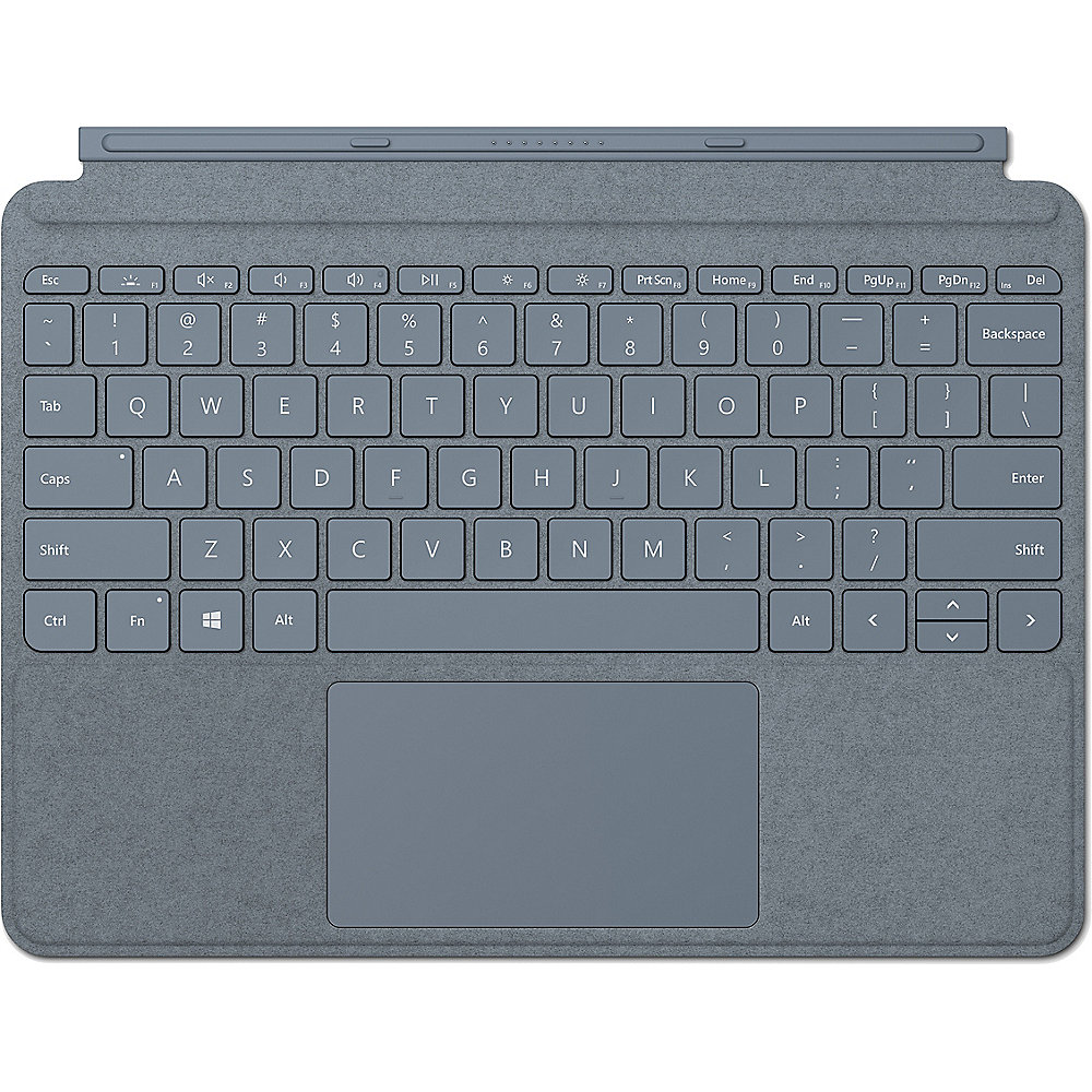 Microsoft Surface Go Signature Type Cover Eis Blau