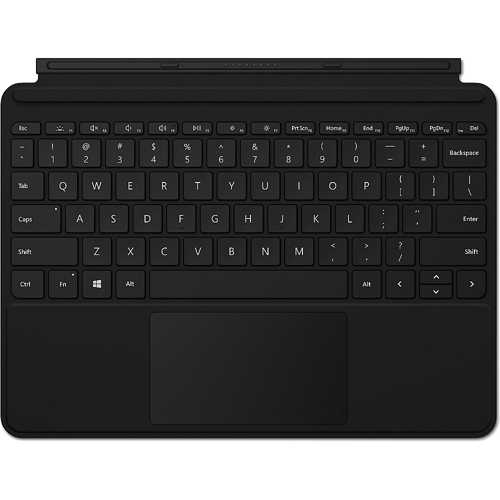 Microsoft Surface Go Type Cover Schwarz