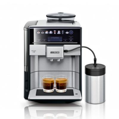 Siemens TE657M03DE EQ.6 plus s700 Kaffeevollautomat Edelstahl