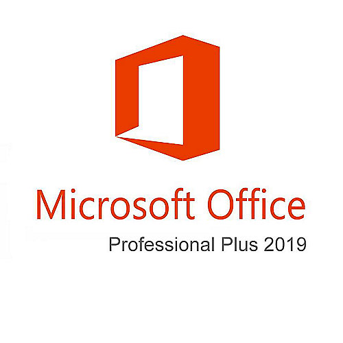 Microsoft Office Professional Plus 2019 Lizenz 1PC, Open Licence - NL