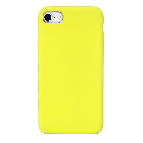 JT Berlin SilikonCase Steglitz Apple iPhone SE (2020)/8/7 gelb flash
