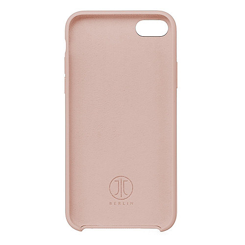 JT Berlin SilikonCase Steglitz Apple iPhone SE (2020)/8/7 pink sand