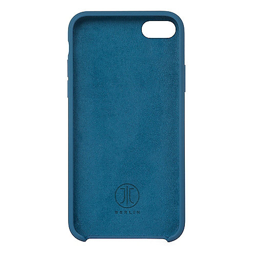 JT Berlin SilikonCase Steglitz Apple iPhone SE (2020)/8/7 cobalt blau