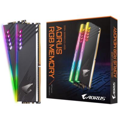 16GB 2x8GB Gigabyte Aorus RGB DDR4-4400 CL19 Speicher Kit RAM