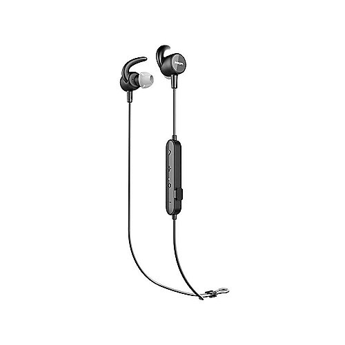 Philips TASN503BK/00 Sport In Ear Kopfhörer Headset Bluetooth - Schwarz
