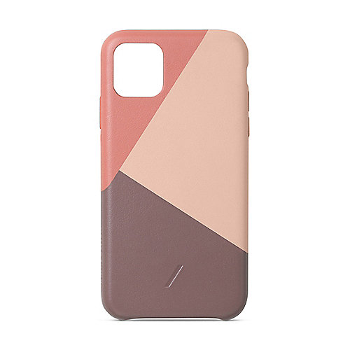 Native Union Clic Marquetry iPhone 11 Rose