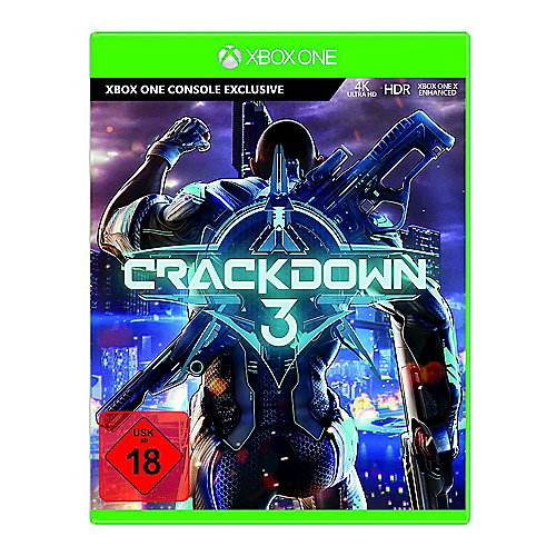 Crackdown 3 - Xbox One USK18