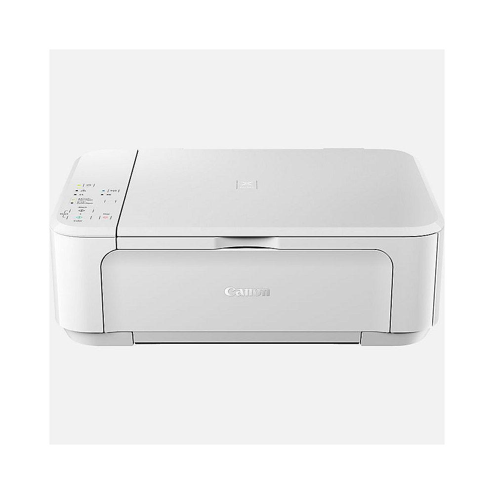 Canon PIXMA MG20S Weiss Multifunktionsdrucker Scanner Kopierer WLAN