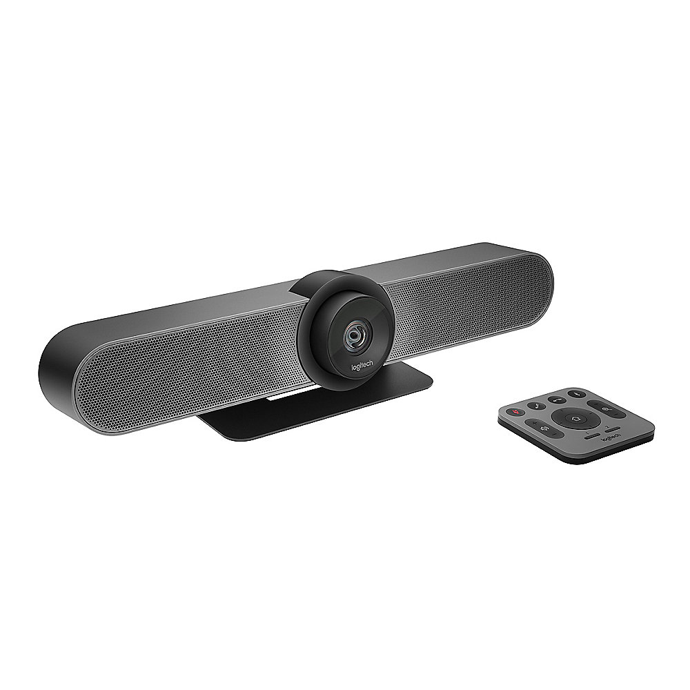 Logitech MEETUP All-in-one-ConferenceCam mit 120 Grad Sichtfeld