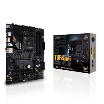 ASUS TUF Gaming B550-Plus Gaming ATX Mainboard Sockel AM4 M.2 USB3.2 HDMI DP