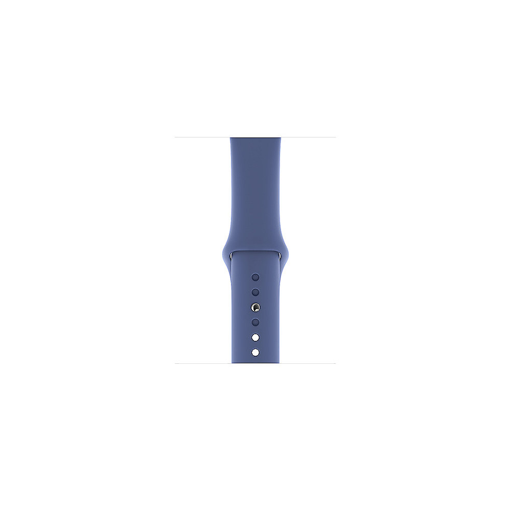 Apple Watch 44mm Sportarmband Leinenblau - MXWR2ZM/A