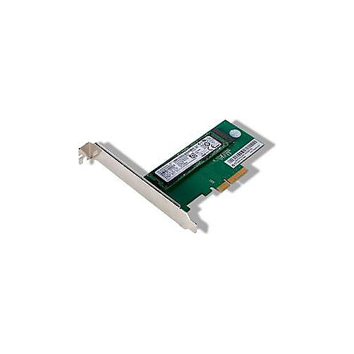 Lenovo ThinkStation M.2 SSD PCIe 3.0 x4 Adapter