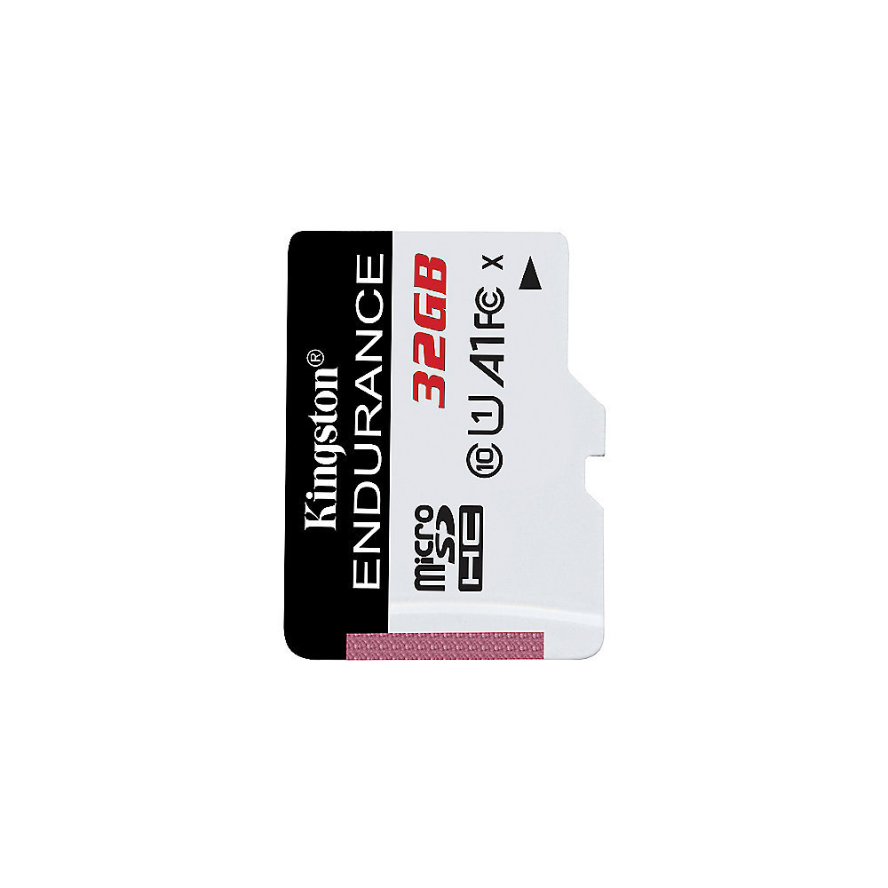 Kingston High Endurance 32 GB microSD Speicherkarte (95MB/s, Class10, A1, UHS-I)