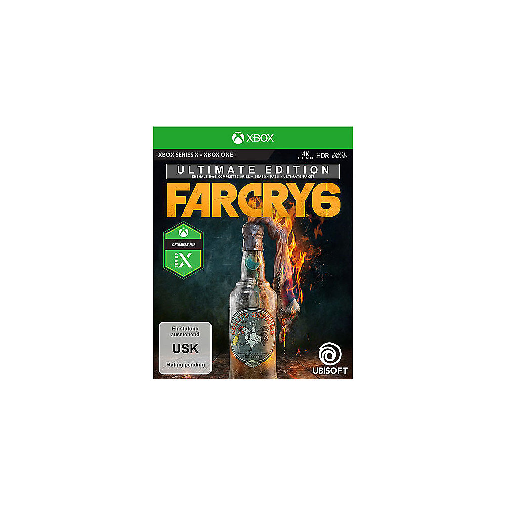 Far Cry 6 Ultimate - Xbox One