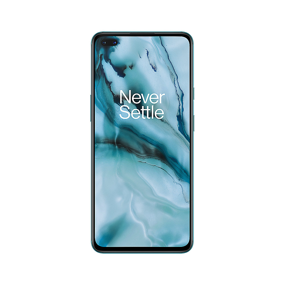OnePlus Nord 8/128GB Dual-SIM blue marble Android 10.0 Smartphone EU