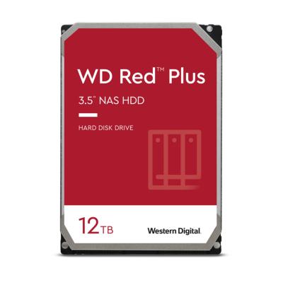 WD Red Plus WD120EFAX - 12TB 5400rpm 256MB 3,5 Zoll SATA 6 Gbit/s