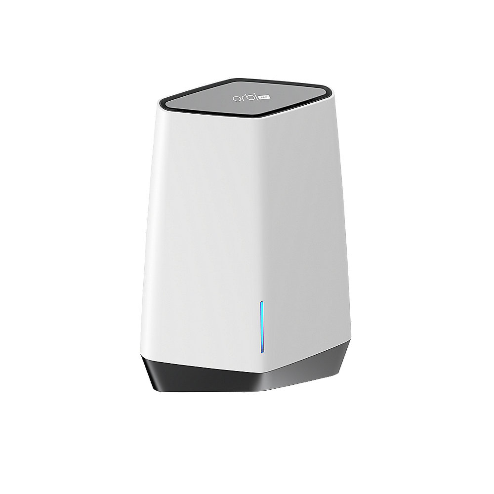 Netgear Orbi Pro WiFi 6 Business Tri-Band Mesh AX6000 SXK80B3 1 Router+2 Satell.