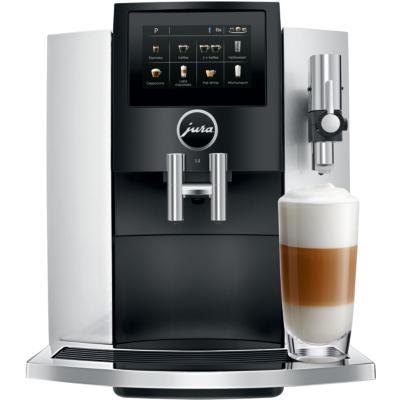 JURA S8 Moonlight Silver (EA) Kaffeevollautomat