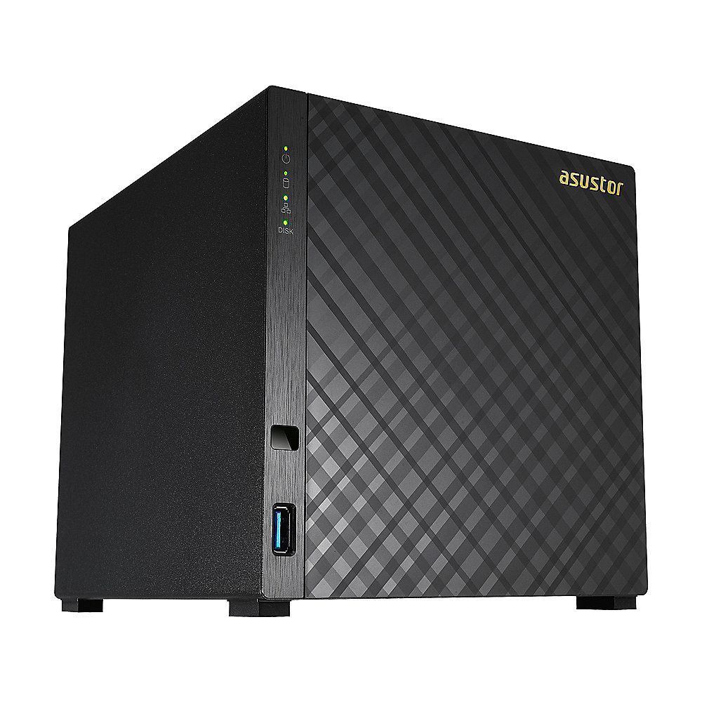 ASUSTOR AS3204Tv2 NAS System 4-bay