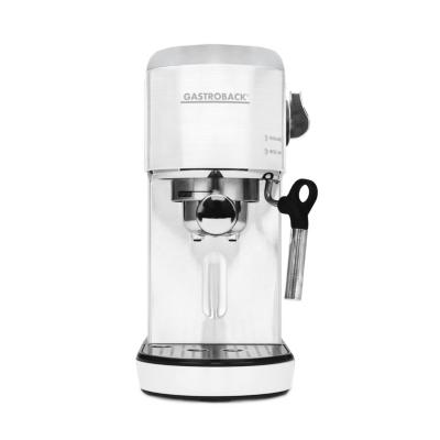 Gastroback 42717 Design Espresso Piccolo weiss