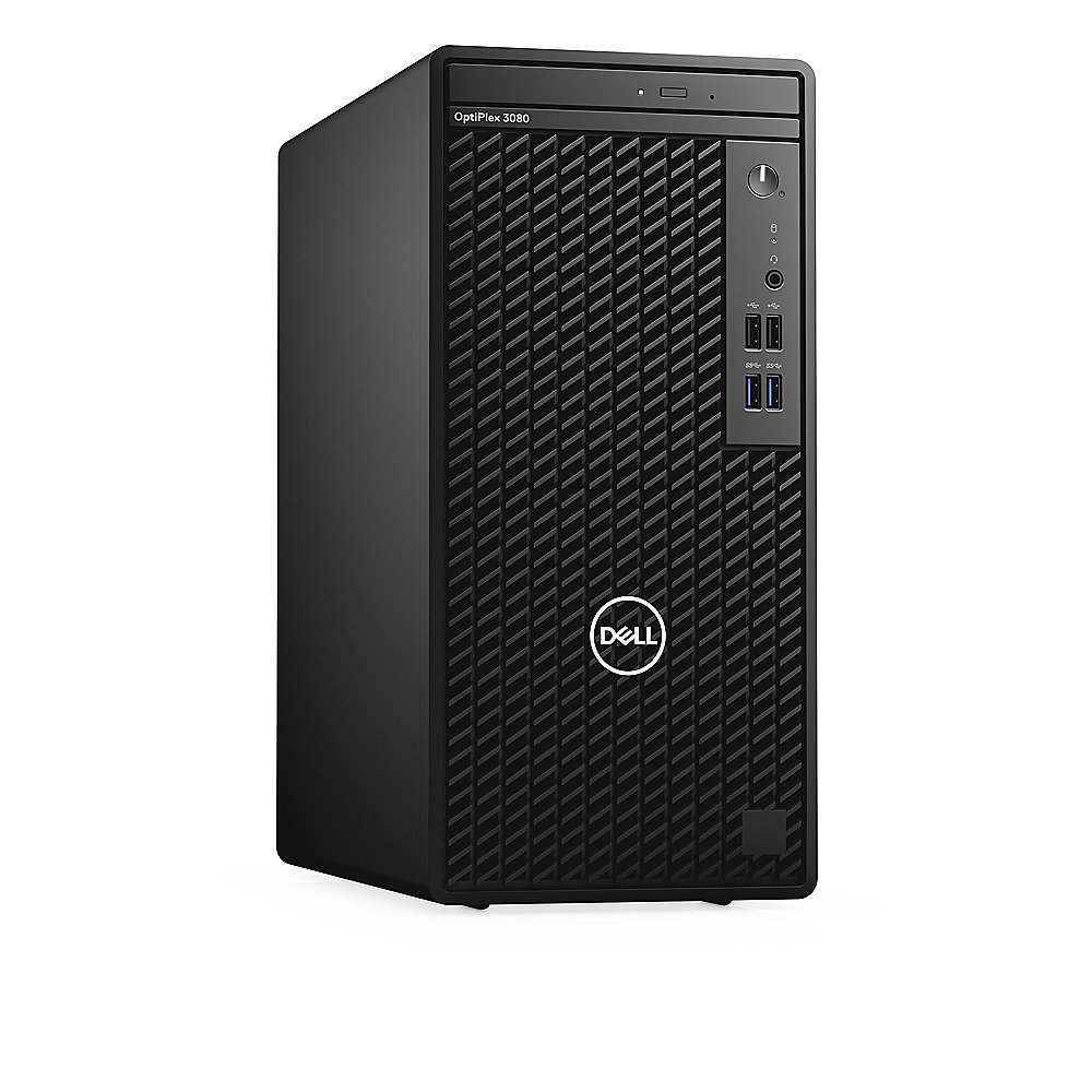 DELL OptiPlex 3080 MT - i5-10500 8GB/256GB SSD DVD-RW W10P