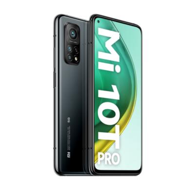 Xiaomi Mi 10T Pro Smartphone 5G 8/256GB Dual-SIM cosmic black EU