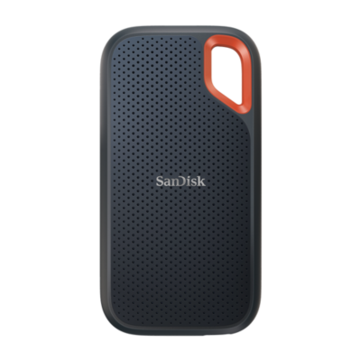 SanDisk Extreme Portable SSD 1 TB V2 – USB-C 3.2 Gen2 IP55 wasserresistent