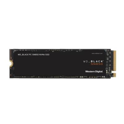 Western Digital WD_Black SN850 High-Performance NVMe M.2 interne Gaming SSD 2 TB
