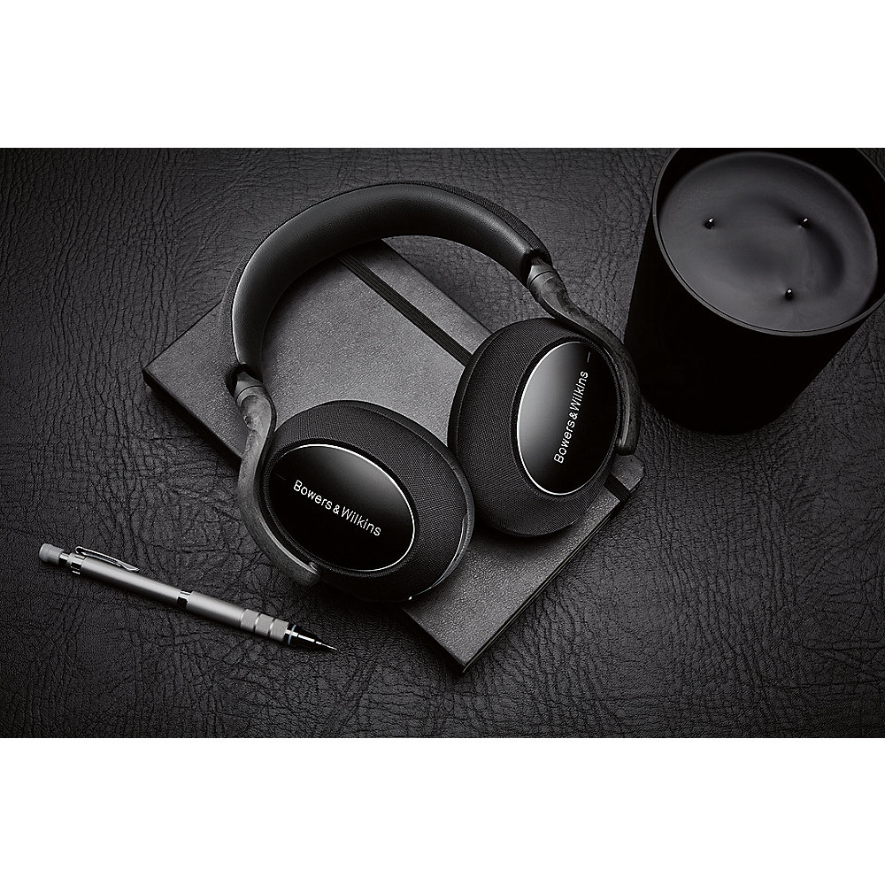 Bowers & Wilkins PX7 Over Ear Bluetooth-Kopfhörer Noise Cancelling Carbon Edit.