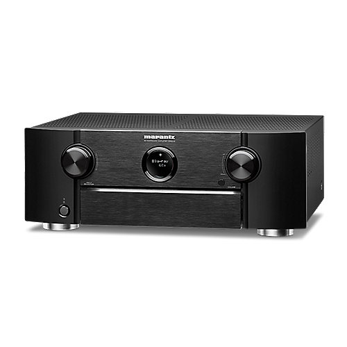 Marantz SR6015 9.2 AV Receiver 4K HEOS/WiFi/Bluetooth/AirPlay2/IMAX - schwarz