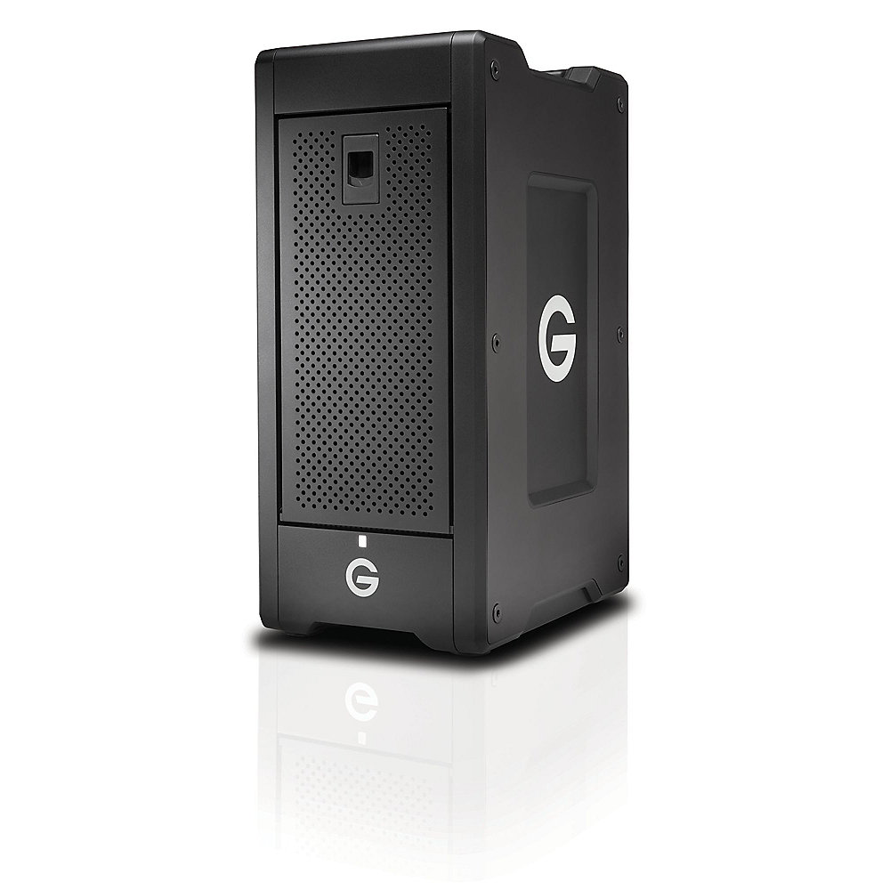 G-SPEED Shuttle XL Thunderbolt 3 48 TB Bundle mit 2x ev Carriers