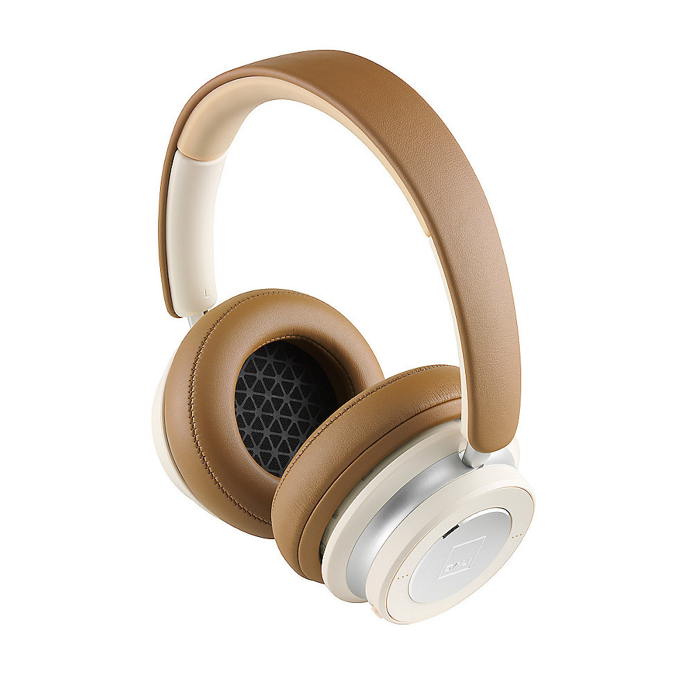 DALI IO-6 Over-Ear-Kopfhörer Noise Cancelling Bluetooth karamellweiss