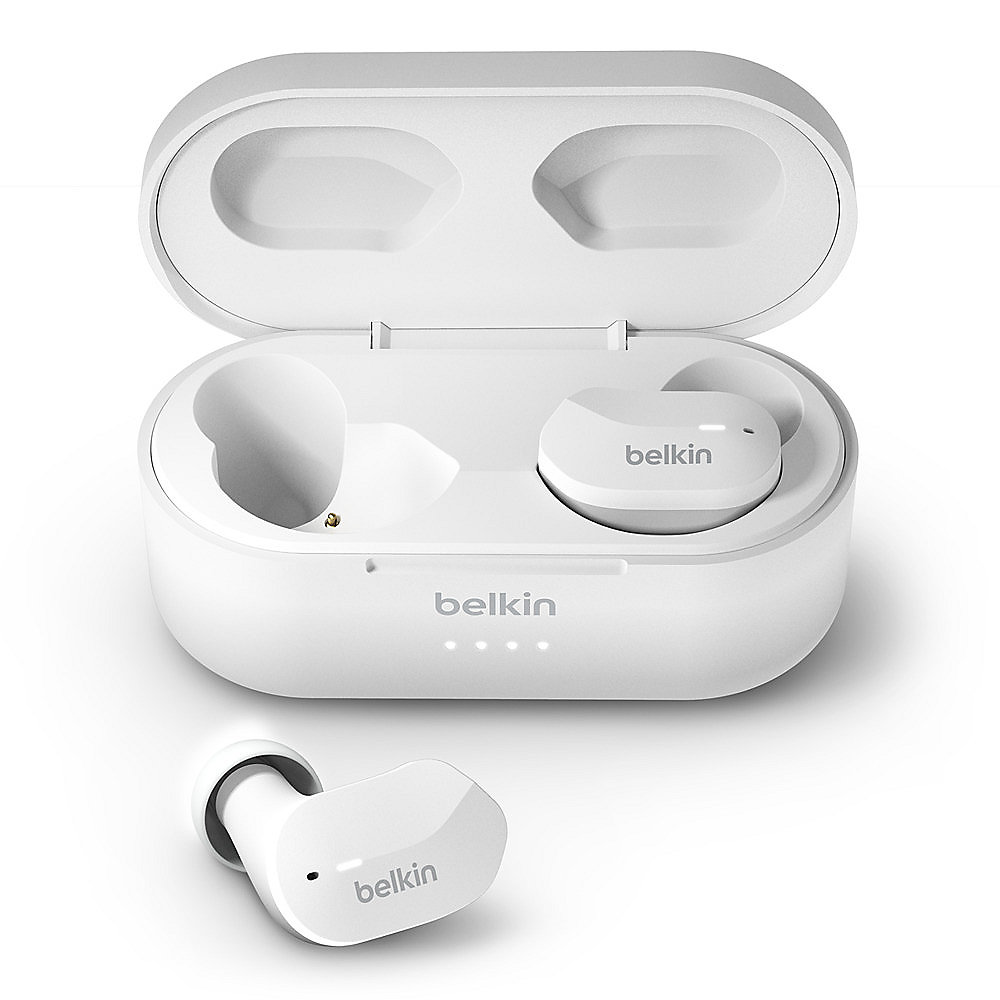 Belkin SOUNDFORM™ True Wireless In-Ear Kopfhörer weiß