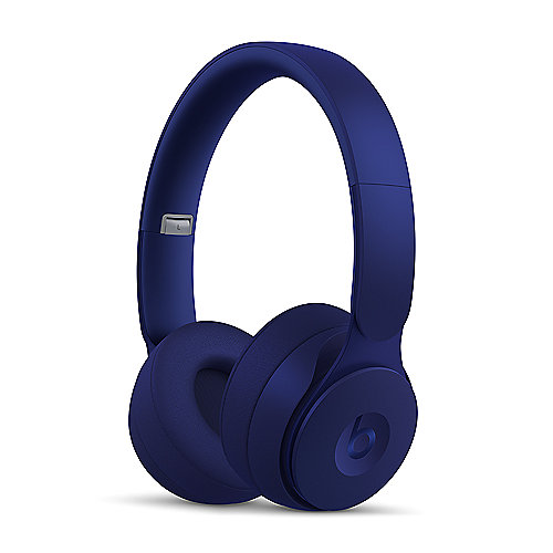 Beats Solo Pro Wireless On-Ear Kopfhörer Dunkelblau