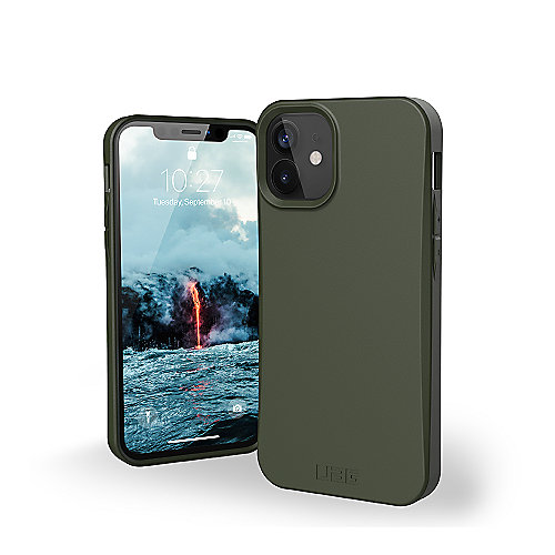 UAG Urban Armor Gear Outback-BIO Case Apple iPhone 12 / 12 Pro olive
