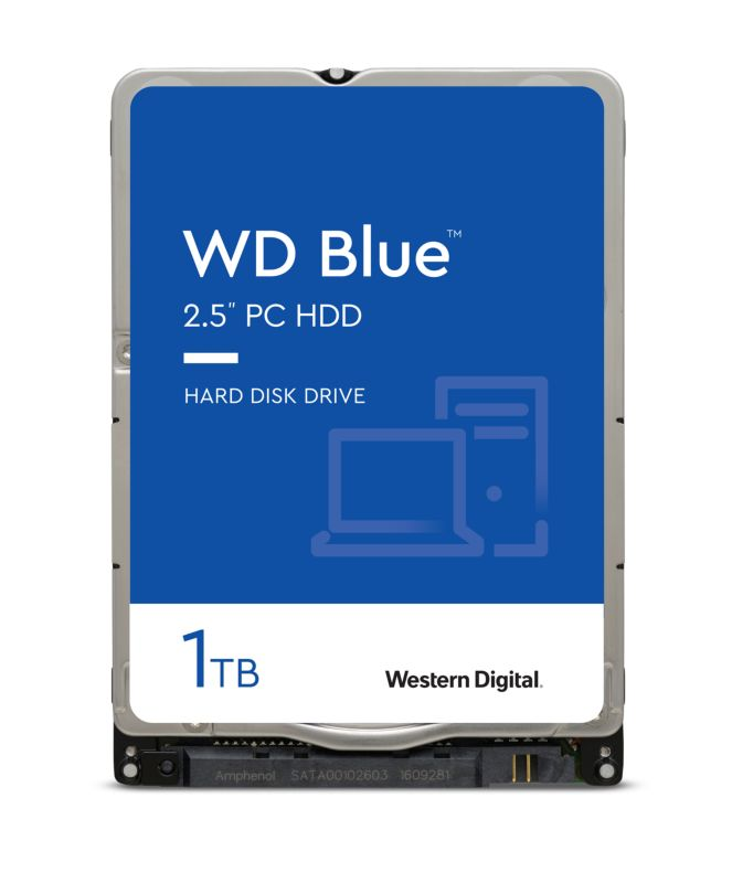 WD Blue WD10SPZX - 1TB 5400rpm 128MB Cache 2.5zoll 7mm ...