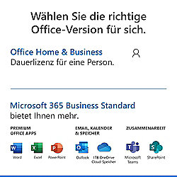 Product Image Microsoft Office Home & Business 2019