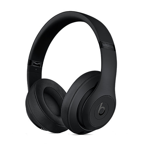 Beats Studio3 Wireless Over-Ear Kopfhörer mattschwarz