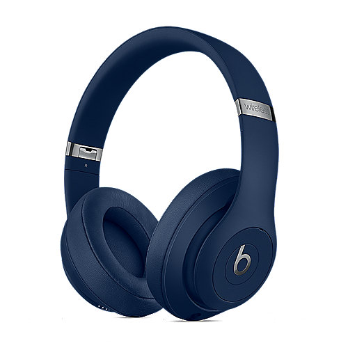 Beats Studio3 Wireless Over-Ear Kopfhörer Blau