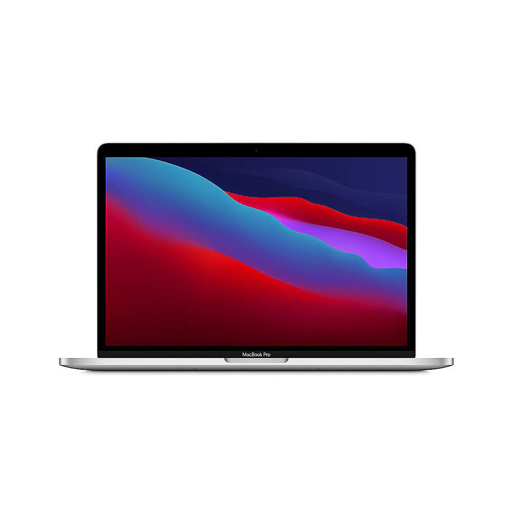"Apple MacBook Pro 13,3"" 2020 M1 CHip 8GB RAM 256 GB Touchbar Silber MYDA2D/A"