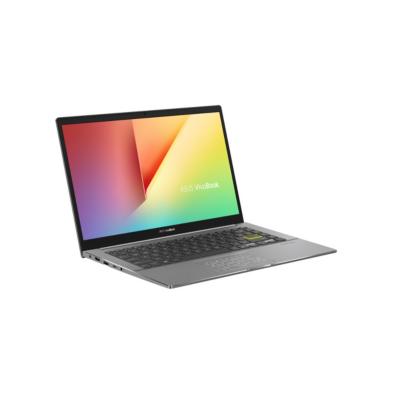 ASUS VivoBook S14 14″ FHD black i7-1165G7 8GB/512GB SSD Win10 S433EA-EB032T
