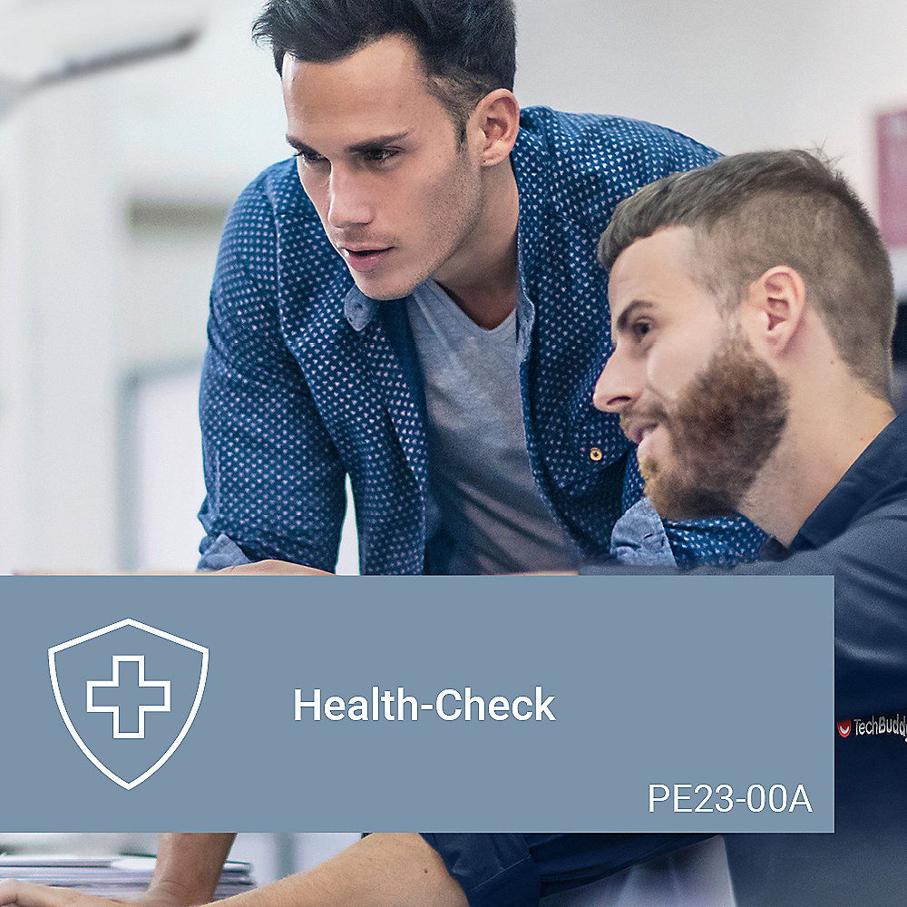 Cyberport IT-Service I Business Health Check