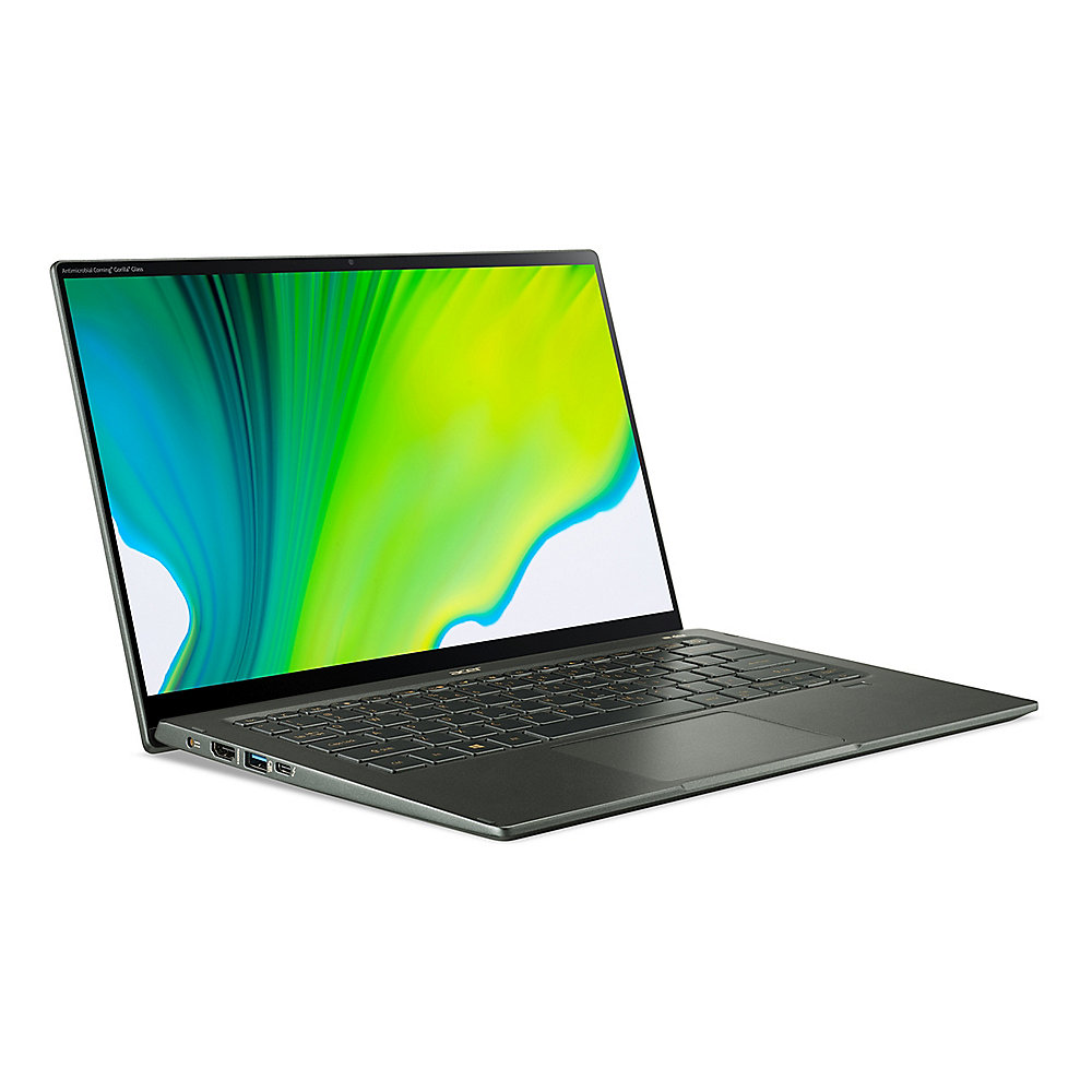 "Acer Swift 5 SF514-55GT-72L0 i7-1165G7 16GB/512GB SSD 14"" FHD Touch MX350 W10"